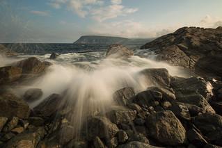 In the Splash Zone ... Cape Breton