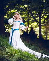 SP_81968 (Patcave) Tags: dragon con dragoncon 2018 dragoncon2018 cosplay cosplayer cosplayers costume costumers costumes swan princess odette wedding bridal fashion vintage 90s dress