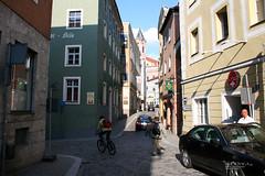 Passau (Brodyaga.com) Tags: passau danube donau inn ilz germany bayern bavaria museum fest festival historic oldtown altstadt mainsights building architecture