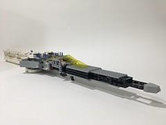 Shiptember18 day 3 (1brick) Tags: shiptember2018 shiptember legospace legospaceship
