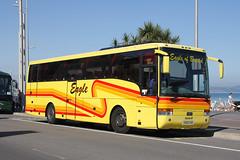 Eagle YG52 CKE (johnmorris13) Tags: yg52cke daf sb4000 vanhool alizee coach
