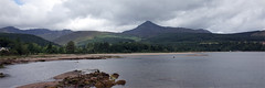 sco13 (Riverman___) Tags: scotland mountaineering arran corbett chir mhor goatfell climbing scrambling island mountain sky cloud rock