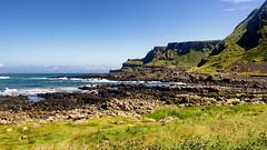 Giant's Causeway (abtabt) Tags: unitedkingdom uk northernireland sea ocean giantscauseway stone basaltcolumns worldheritage d70028300 causeway