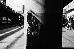 The Informers 354.365 (ewitsoe) Tags: canoneos6dii city warszawa erikwitsoe ewi poland summer urban warsaw shadow pillar collumn mono monochrome blackandwhite bnw ewitsoe industry woman fallingshadow hair