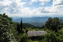 Rural view from Doi Suthep Mountain (dean.white) Tags: thailand th chiangmai doisuthep suthepmountain mountain countryside hills mountainview view landscape clouds village canoneos6d canonef24105mmf4lisusm