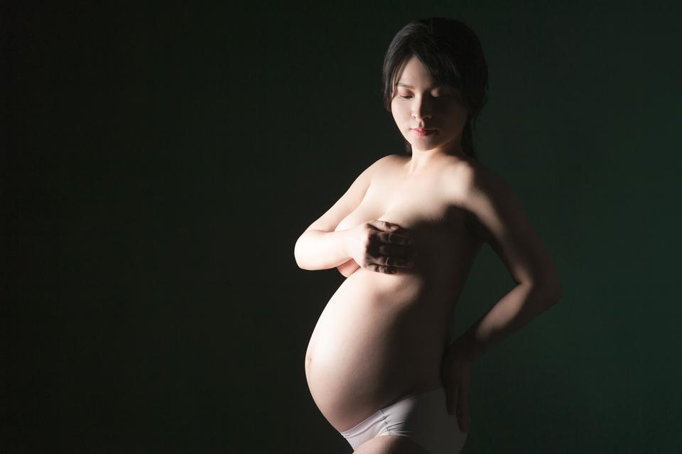 台南孕婦寫真 性感又唯美的孕媽咪 BF 033