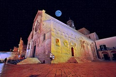 Matera Cathedral (* landscape photographer *) Tags: nights cathedral history architecture moon matera basilicata italy world work nice picture perfect wonderful culture2019 2018 europe click nikon