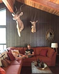 Relaxing in Lake Arrowhead (p.bjork) Tags: