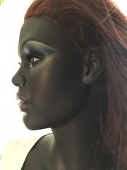 Mannequin Doll (capricornus61) Tags: display mannequin shop window doll dummy dummies figur puppe schaufenster art athome home face body wig frau weiblich feminine female lips