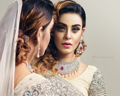 DSC_0144-Edit ((Sharif Ahmed)) Tags: beauty girl model makeup portrait retouch studio skin style mirror framing