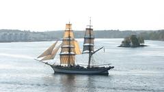 (ЕгорЖуравлёв) Tags: sweden sverige stockholm archipelago ship vessel september 2018 canon швеция парусник