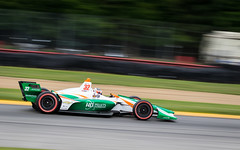 #32 ReneBinder JuncosRacing Chevrolet-9 (rickstratman26) Tags: car cars racecar racecars racing motorsport motorsports indycar open wheel openwheel midohio ohio dallara dw12 panning