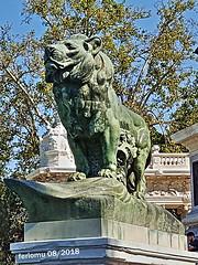 Madrid. El Retiro 20180824 03 (ferlomu) Tags: escultura estatua ferlomu madrid retiro
