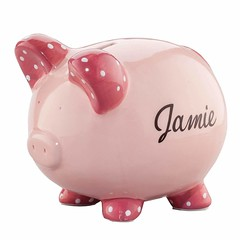 Ceramic Piggy Bank For Kids (mywowstuff) Tags: gifts gift ideas gadgets geeky products men women family home office