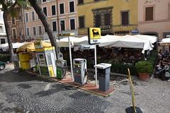 Agip, Rome Italy. (EYBusman) Tags: agin petrol gas gasoline filling service station garage rome romo italy eni roadside eybusman
