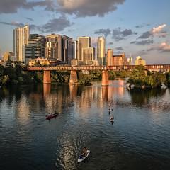 Lady Bird Lake - Austin,TX (Bill Oriani) Tags: 2017 apple austin lightroomcc tx texas iphone7