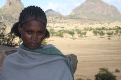 Women living in Ethiopia's northern Tigray region, which is particularly prone to drought, say how hard it is to live off the land and support their families. Credit: James Jeffrey/IPS (IPS Inter Press Service) Tags: ethiopia tigray drought africa land farming