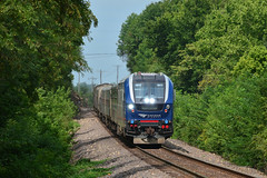 Amtrak #4611 (Jim Strain) Tags: jmstrain train railroad railway locomotive diesel missouri amtrak charger elston