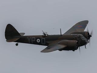 Bristol Blenheim Mk I L6739 006-1