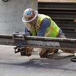 Grinding rail welds thumbnail