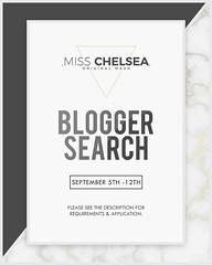 .miss chelsea. blogger apps open! (Coral Lacey | Miss Chelsea) Tags: sl secondlife bloggers blogger applications misschelsea