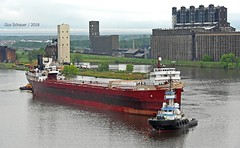 American Victory (gus3221) Tags: victo ship superior duluth fraser americanvictory timmckeil helenh algomacentral americansteamship blatnikbridge