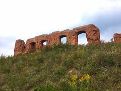 Zamek Książąt Mazowieckich w Sochaczewie (basiamarcisz) Tags: walls mury poland polska mazovian mazowsze wzgórze ruins castle sochaczew ruiny zamek