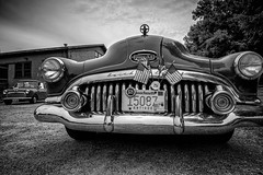 (Mr. Tailwagger) Tags: leica m10 superelmarm 21mm tailwagger buick woody wagon 1950s wareham ma mini cooper