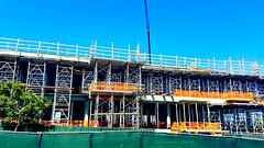 Construction Continues at Soka (EmperorNorton47) Tags: alisoviejo california photo digital summer construction university sokauniversity campus architecture