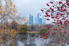 Beauty of a grey day (Varvara_R) Tags: architecture architektur baukunst building buildings city citylife cityscape explore horizontal moscou moscow moskau nopeople russie russland scene scenery scenic travel view weather モスクワ 莫斯科 모스크바 러시아 俄罗斯 ロシア autumn fall herbst automne sonyrx100m3