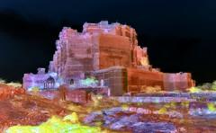 India - Rajasthan - Jodhpur - Mehrangarh Fort - 28bb (asienman) Tags: india rajasthan jodhpur mehrangarhfort asienmanphotography asienmanphotoart