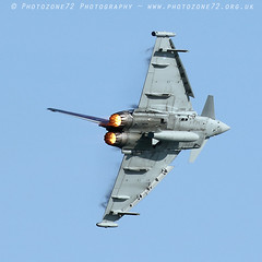 9065 Typhoon (photozone72) Tags: eastbourne airshows aircraft airshow aviation canon canon7dmk2 canon100400f4556lii 7dmk2 typhoon eurofighter raftyphoondisplay raf