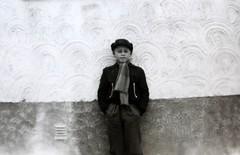 My friend Alf (Ken-Zan) Tags: vintage scanned bw alf boy kenzan ljunghav friend