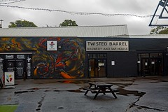 Coventry, Twisted Barrel Brewery & Tap House (Dayoff171) Tags: unitedkingdom gbg2018 england europe boozers publichouses pubs westmidlands brewpub gbg greatbritain coventry twistedbarrelbrewerytaphouse fargovillage cv15ed