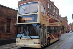 886 - East  Yorkshire (Hesterjenna Photography) Tags: pl51ldj psv bus coach volvo plaxton president eastyorkshire eastyorkshiremotorservices eyms hull humberside bigbusday