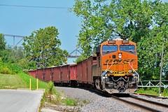 BNSF #6941 (Jim Strain) Tags: jmstrain train railroad railway louisiana missouri bnsf