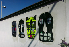 Face/Off (Don Claudio, Vienna) Tags: urban loritz platz wien vienna graffiti bücherei hauptbücherei street art kunst gürtel spraycity mosta faces neubaugürtel