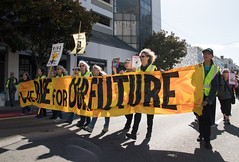 RISE_Protest_GCAS_IMG_0332-1 (rawEarth) Tags: redd falsesolutions climatecapitalism indigenous ien indigenousenvironmentalnetwork rise indigenousrisingmedia sol2sol solidaritytosolutions diablorisingtide ittakesroots idlenomoresfbay carbontrading capandtrade carbontax fossilfuelindustry keepitintheground landgrabs displacement climatejustice sanfrancisco protest rally frontlinecommunities streetmural signs banners nativeamericans march blockade mosconecenter gcas globalclimateactionsummit 1000grandmothersbayarea blockingstreets creatingsafespace closingstreets grandmothers