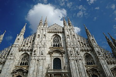 Duomo di Milano (dewelch) Tags: academic architecture church college family history italia milan milano screenwritingresearchnetwork srnconference travel university