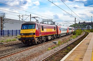90020 - Hornsey - 30/08/18.