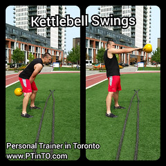 Kettlebell Swings (personaltrainertoronto) Tags: boot camp hiit exercise workout bodybuilding athlete athletic fitness model fit kettlebell free weight bodyweight sexy muscles strong strength powerful track intensity interval abs legs glutes booty butt 6 pack sixpack