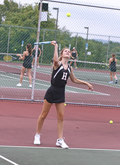 IMG_7642 (SJH Foto) Tags: girls high school tennis action shot hempfield teens