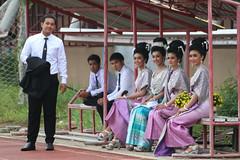 NSTRU 2018 (AdiDearPhoto) Tags: nstru rajabhat university student thai thailand parade nakhon si thammarat