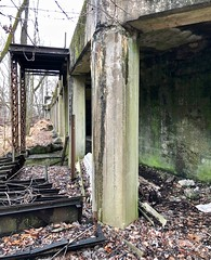 A change of habit A change of outlook (krossbow) Tags: maryland prince georges county fort washington park national service npsgov fowa battery emory endicott fire command primary station unoccupied uninhabited empty abandoned vacant derelict iphone harbor defense potomac