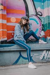 TUMBLR GIRL (LeanBuglioni) Tags: urban urbanportrait urbanstyle urbangirl girl tumblr street streetportrait streetwear urbanwear tumblrgirl streetgirl
