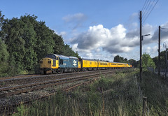 37025 (Geoff Griffiths Doncaster) Tags: 37025 37254 trent 3q50 test train class 37