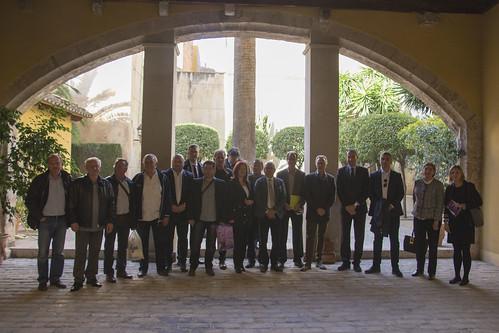 Visita delegación Vojvodina. Valencia (08-11-2017)