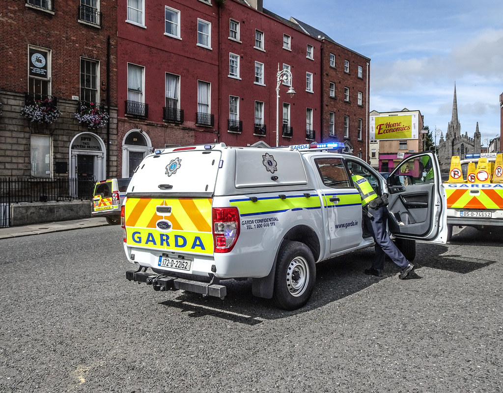 NATIONAL SERVICES DAY [PARADE STARTED OFF FROM NORTH PARNELL SQUARE]-143597