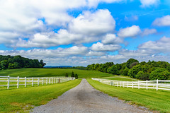 Country Road (Artel Photography) Tags: a7riii clouds countryroad countryside farm horsestables landscape madisonfields maryland sky tamron2875mm