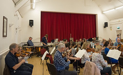 DSCN1361c Ealing Symphony Orchestra 25th August 2018. Leader Peter Nall, Conductor John Gibbons. Chorley Wood (Photo: Heather Humphreys) (Paul Ealing 2011) Tags: ealing symphony orchestra eso summer jaunt 25 august 2018 leader peter nall conductor john gibbons chorley wood memorial hall
